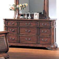 Tipton 9 Drawer Dresser