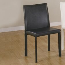 <strong>Wildon Home ®</strong> Benson Faux Leather Parson Chair