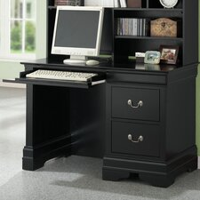 <strong>Wildon Home ®</strong> Hayden Louis Philippe Computer Desk
