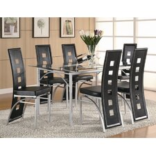 <strong>Wildon Home ®</strong> North Berwick 7 Piece Dining Set