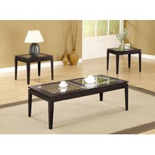 Bingham 3 Piece Coffee Table Set
