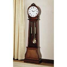 "71.75"" Clock in Brown"