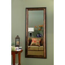"Waitsburg 72.25"" Mirror in Wood and Gold"