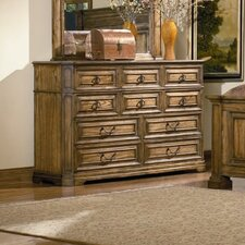 Madison 10 Drawer Dresser