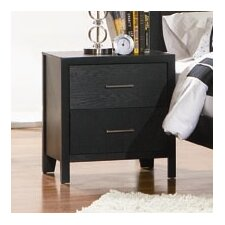 Lincolnville 2 Drawer Nightstand