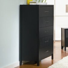 <strong>Wildon Home ®</strong> Lincolnville 5 Drawer Chest