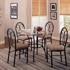 <strong>Wildon Home ®</strong> Winterport 5 Piece Dining Set
