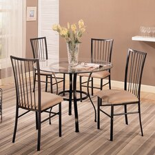 Lebanon 5 Piece Dining Set