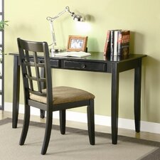 <strong>Wildon Home ®</strong> Hartland Writing Desk and Chair Set