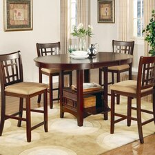 <strong>Wildon Home ®</strong> Kittery Counter Height Pub Table with Optional Stools