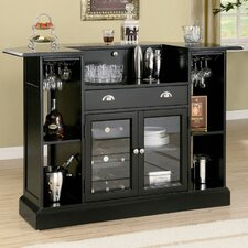 <strong>Wildon Home ®</strong> Deblois Bar Cabinet