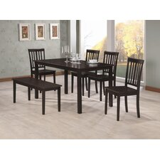 Edmonson 6 Piece Dining Set