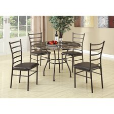 <strong>Wildon Home ®</strong> Little Elm 5 Piece Dining Set