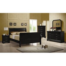 Carbon Queen Panel Bedroom Collection