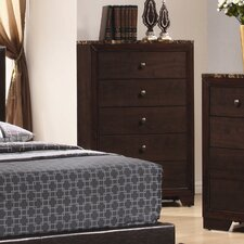 <strong>Wildon Home ®</strong> Annetta South 5 Drawer Chest