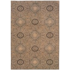Milano Grey/Brown Rug