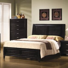 Crawford Storage Platform Bed