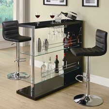 <strong>Wildon Home ®</strong> Fairlie Bar Table