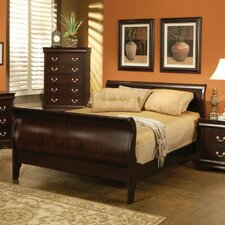 St. Paul Sleigh Bed