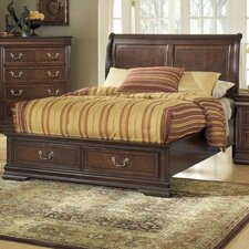 <strong>Wildon Home ®</strong> Hennessy Storage Panel Bed