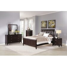 <strong>Wildon Home ®</strong> Clinton Panel Bedroom Collection