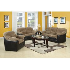 Connell Upholstered Living Room Collection