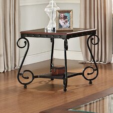 <strong>Wildon Home ®</strong> Waneta End Table