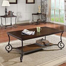 <strong>Wildon Home ®</strong> Maxson Coffee Table Set