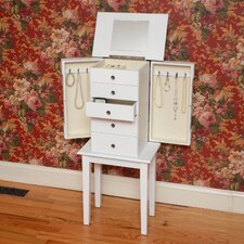 Bay Shore Hampton Bay Jewelry Armoire