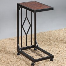 <strong>Wildon Home ®</strong> Mobile Snack End Table