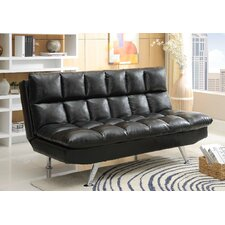 <strong>Wildon Home ®</strong> Adjustable Sleeper Sofa Futon and Mattress