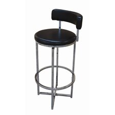 <strong>Wildon Home ®</strong> Swivel Bar Stool
