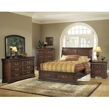 <strong>Wildon Home ®</strong> Hennessy Sleigh Bedroom Collection