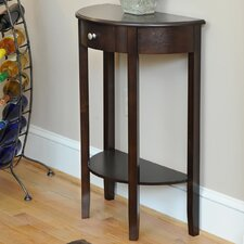 <strong>Wildon Home ®</strong> Bay Shore Half Moon Console Table