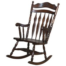 <strong>Wildon Home ®</strong> Grande Ronde Rocking Chair