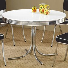 <strong>Wildon Home ®</strong> Peyton Retro  Dining Table