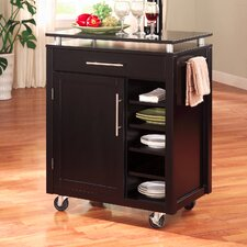 <strong>Wildon Home ®</strong> Chandler Kitchen Cart