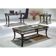 <strong>Wildon Home ®</strong> Morocco Coffee Table Set