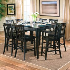 <strong>Wildon Home ®</strong> Lakeside 9 Piece Counter Height Dining Set