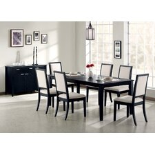 <strong>Wildon Home ®</strong> Buxley 7 Piece Dining Set