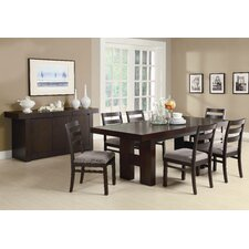 <strong>Wildon Home ®</strong> Antelope 7 Piece Dining Set