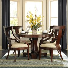 Carefree 5 Piece Dining Table