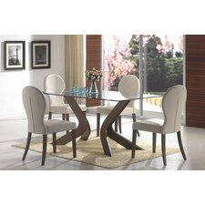 Shapleigh 5 Piece Dining Set