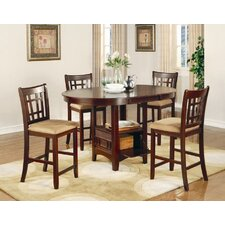 <strong>Wildon Home ®</strong> Kittery 5 Piece Counter Height Dining Set
