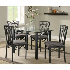 <strong>Wildon Home ®</strong> Lakeview 5 Piece Dining Set