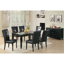 <strong>Wildon Home ®</strong> Alma 7 Piece Dining Set