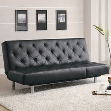 Millsap Vinyl Sleeper Sofa