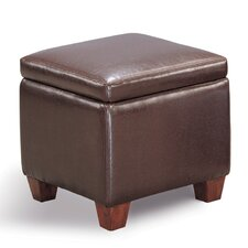 <strong>Wildon Home ®</strong> Union City Cube Ottoman