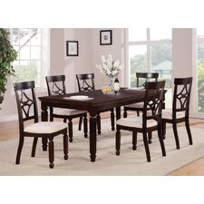 <strong>Wildon Home ®</strong> Vineyard 7 Piece Dining Set