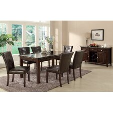 <strong>Wildon Home ®</strong> Laurence 7 Piece Dining Set
